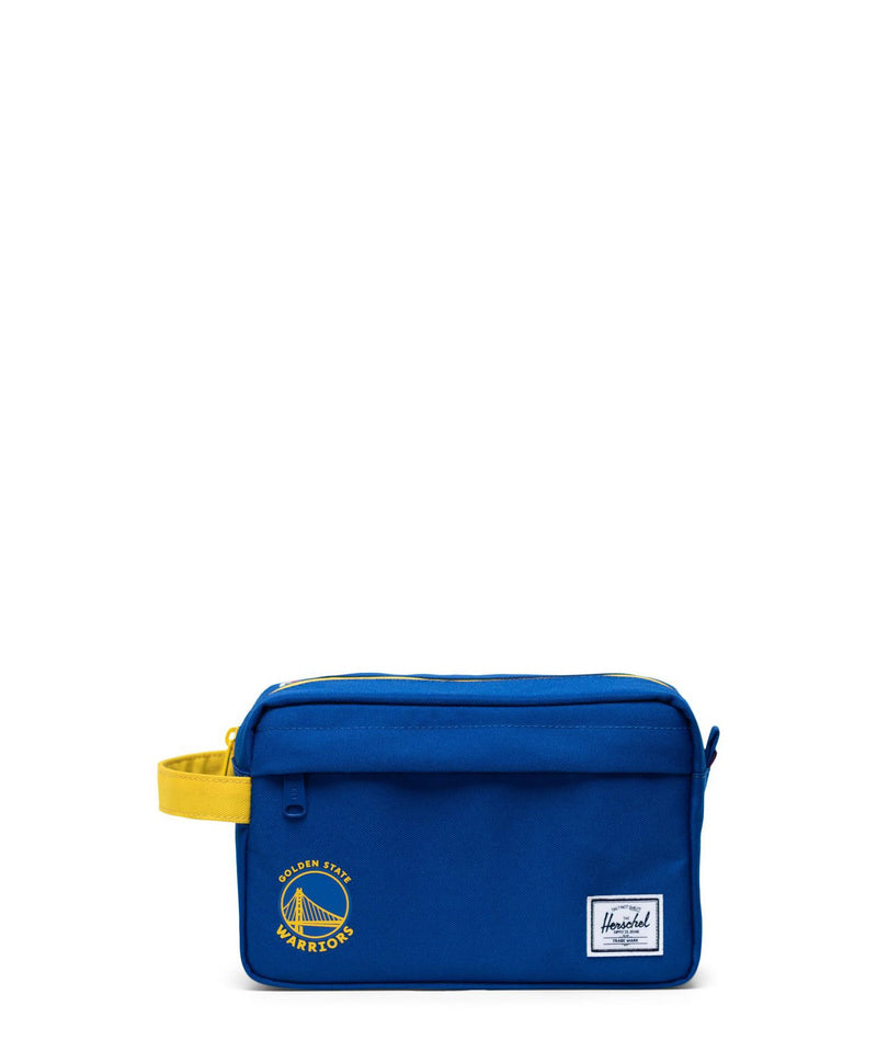 Golden State Warriors Chapter Organizer Bag Royal/Yellow
