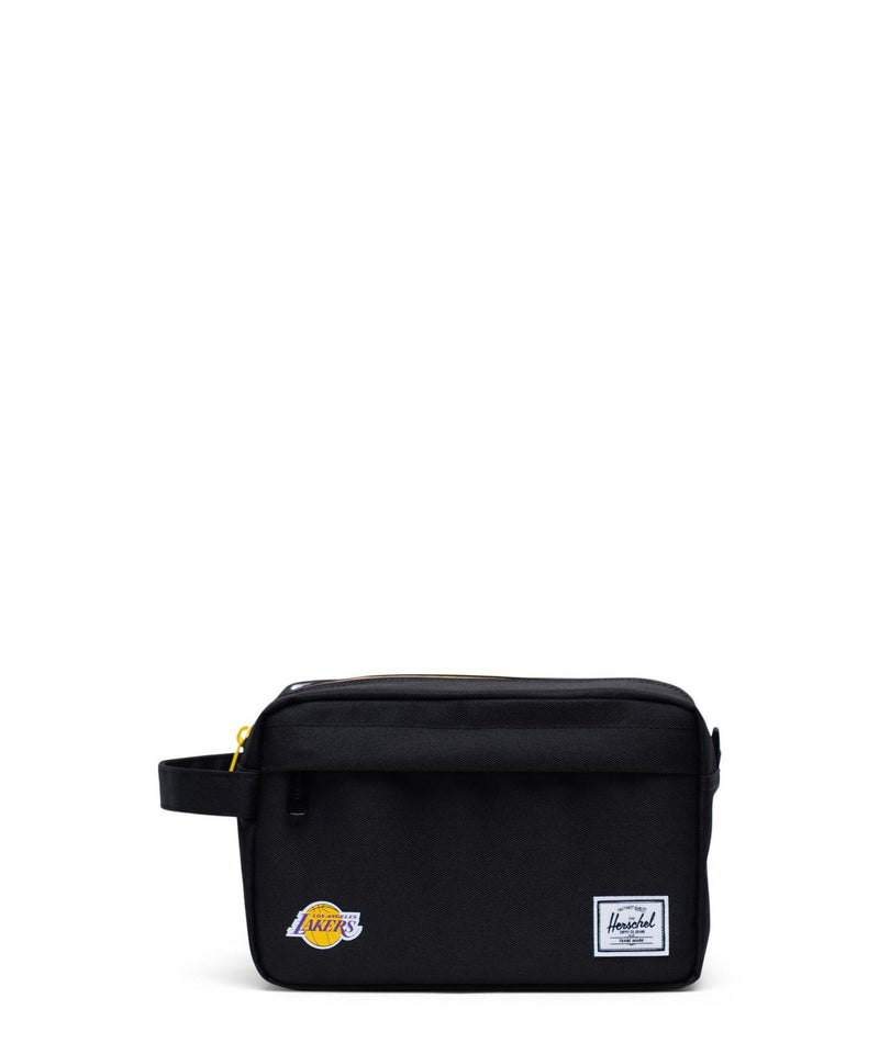 Los Angeles Lakers Chapter Organizer Bag Black/Gold/Purple