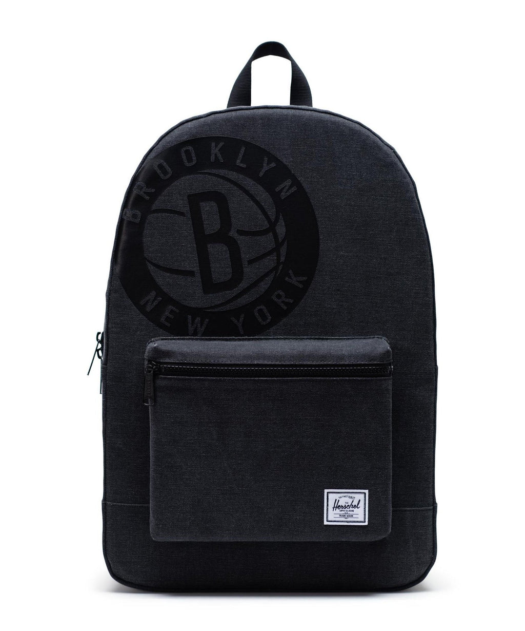 Brooklyn Nets Daypack Backpack Black