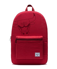 Chicago Bulls Daypack Backpack Red