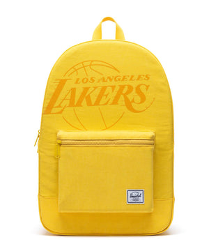 Los Angeles Lakers Daypack Backpack Gold