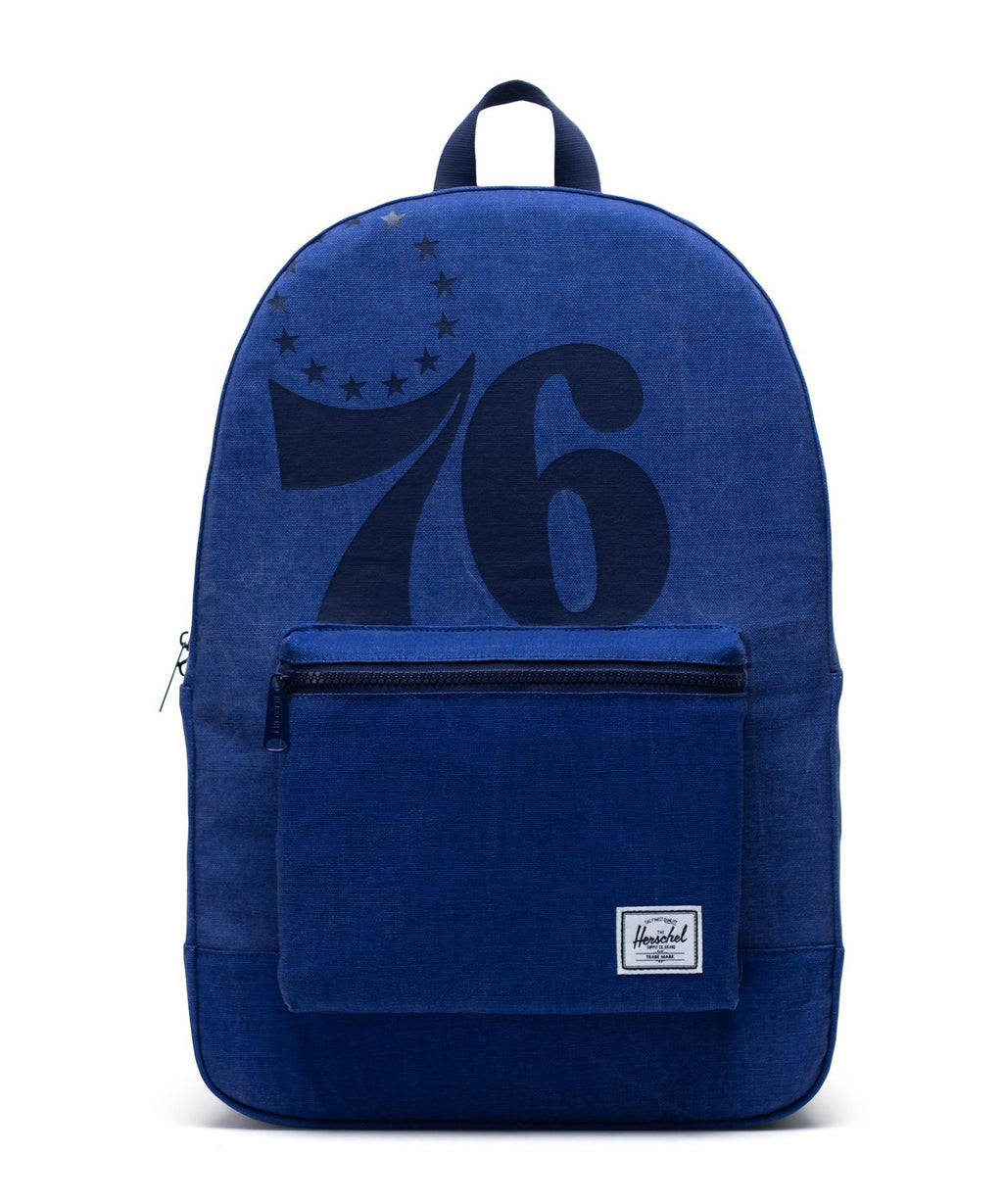 Philadelphia 76ers Daypack Backpack Blue