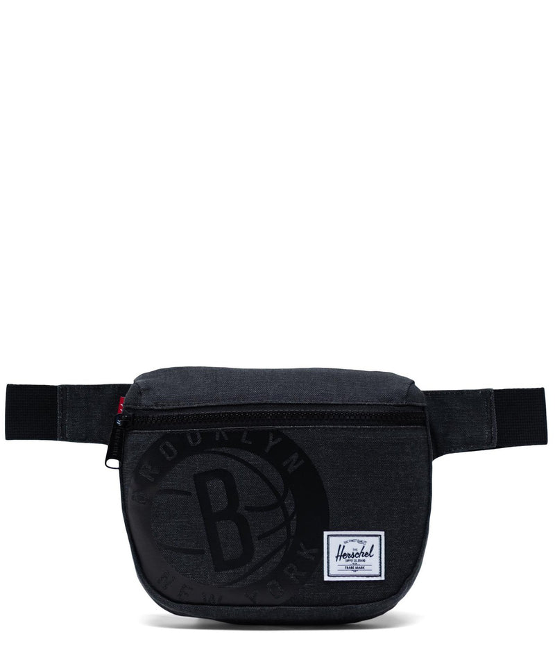 Brooklyn Nets Fifteen Waistpack Black