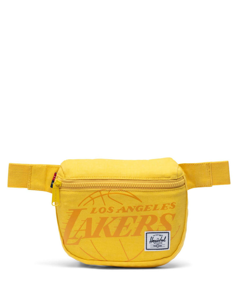 Los Angeles Lakers Fifteen Waistpack Gold