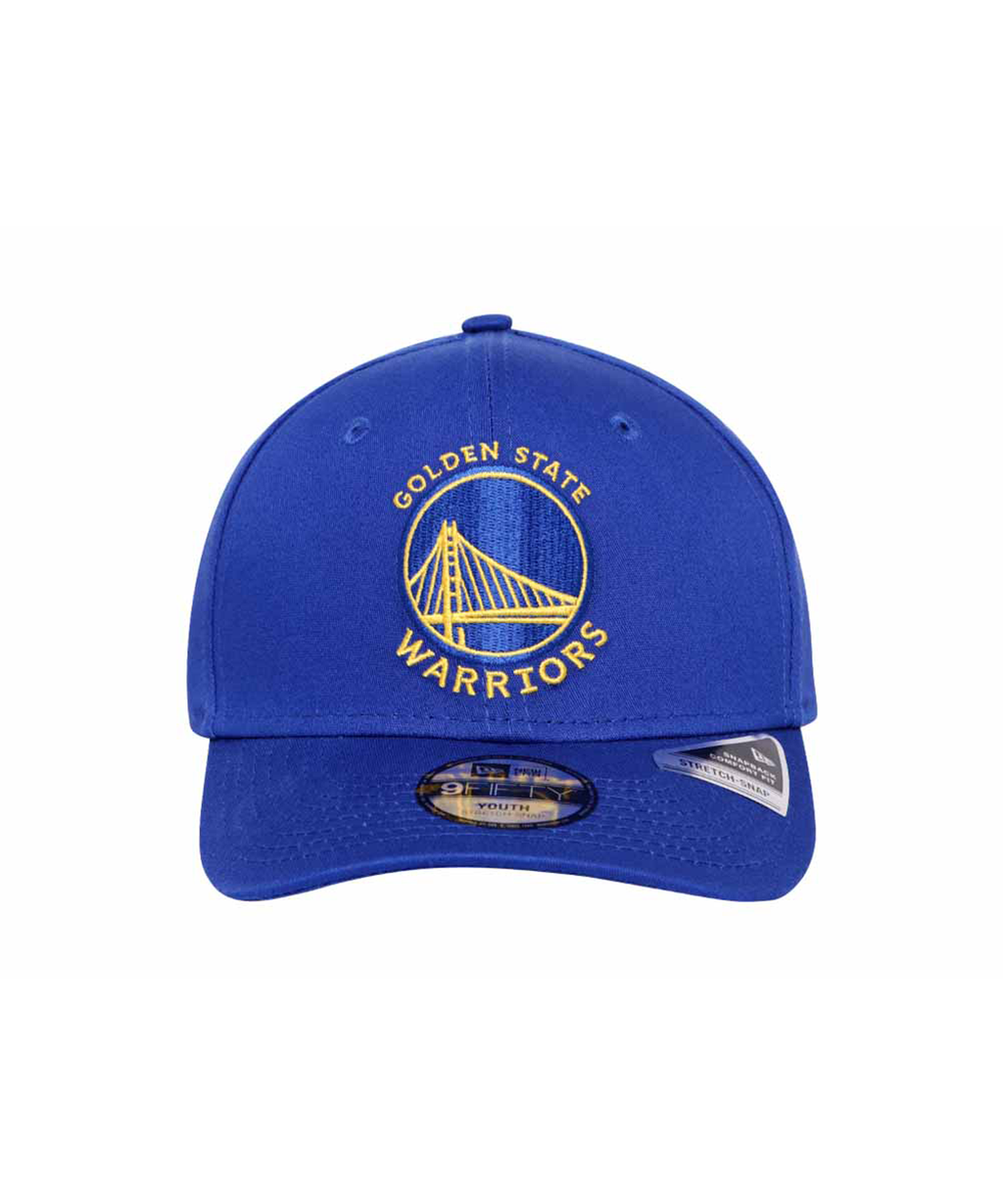 Golden State Warriors New Era Team Stretch 9Fifty Adjustable Hat