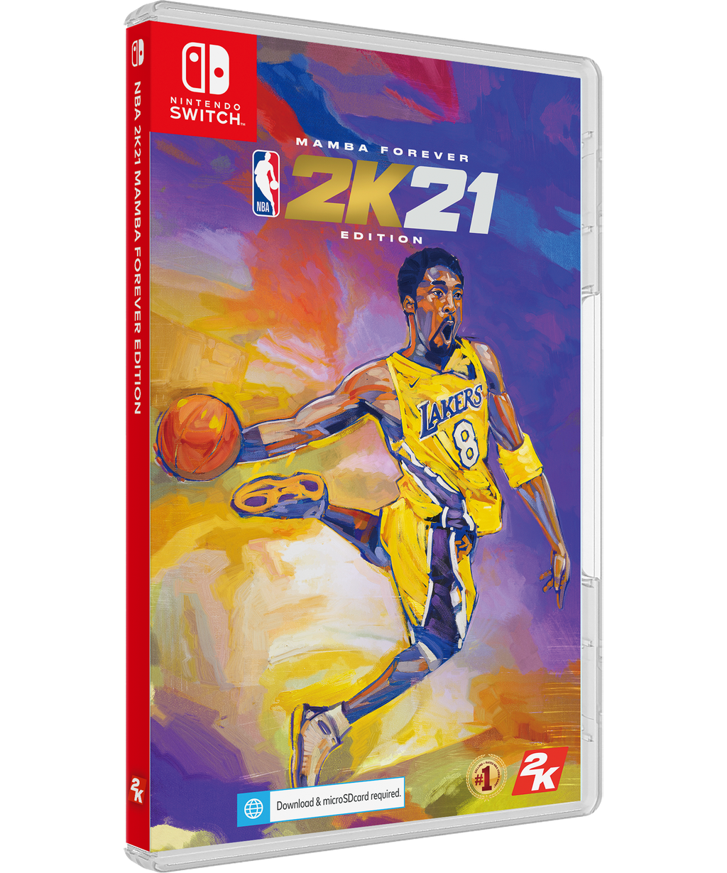 NBA 2K21 Mamba Forever Edition Nintendo Switch