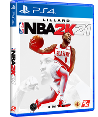 NBA 2K21 Standard Edition PS4