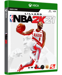 NBA 2K21 Standard Edition Xbox One