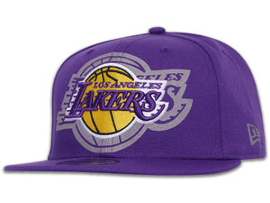 LA Lakers New Era 9Fifty Reflect Icon Snapback Cap