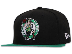 Boston Celtics New Era 9Fifty Team Color 2-Tone Link