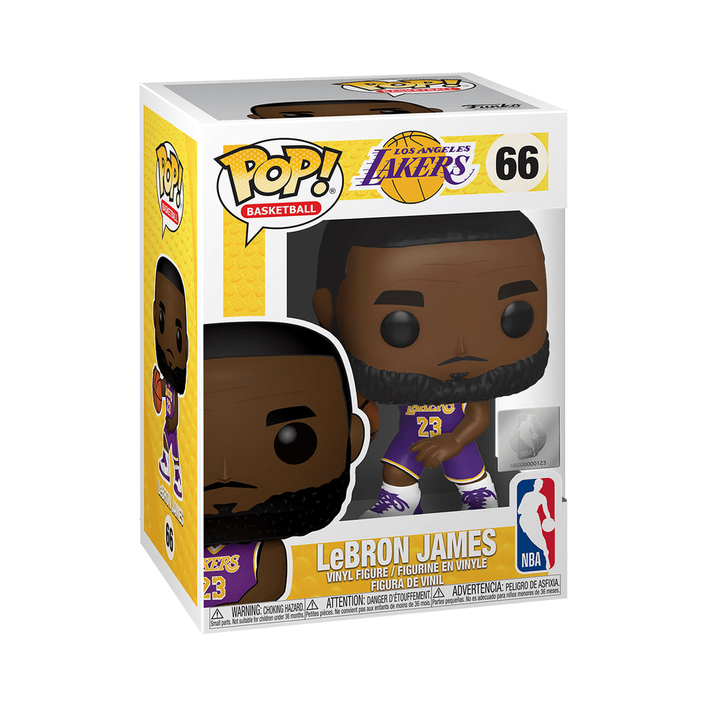 LeBron James LA Lakers Pop!
