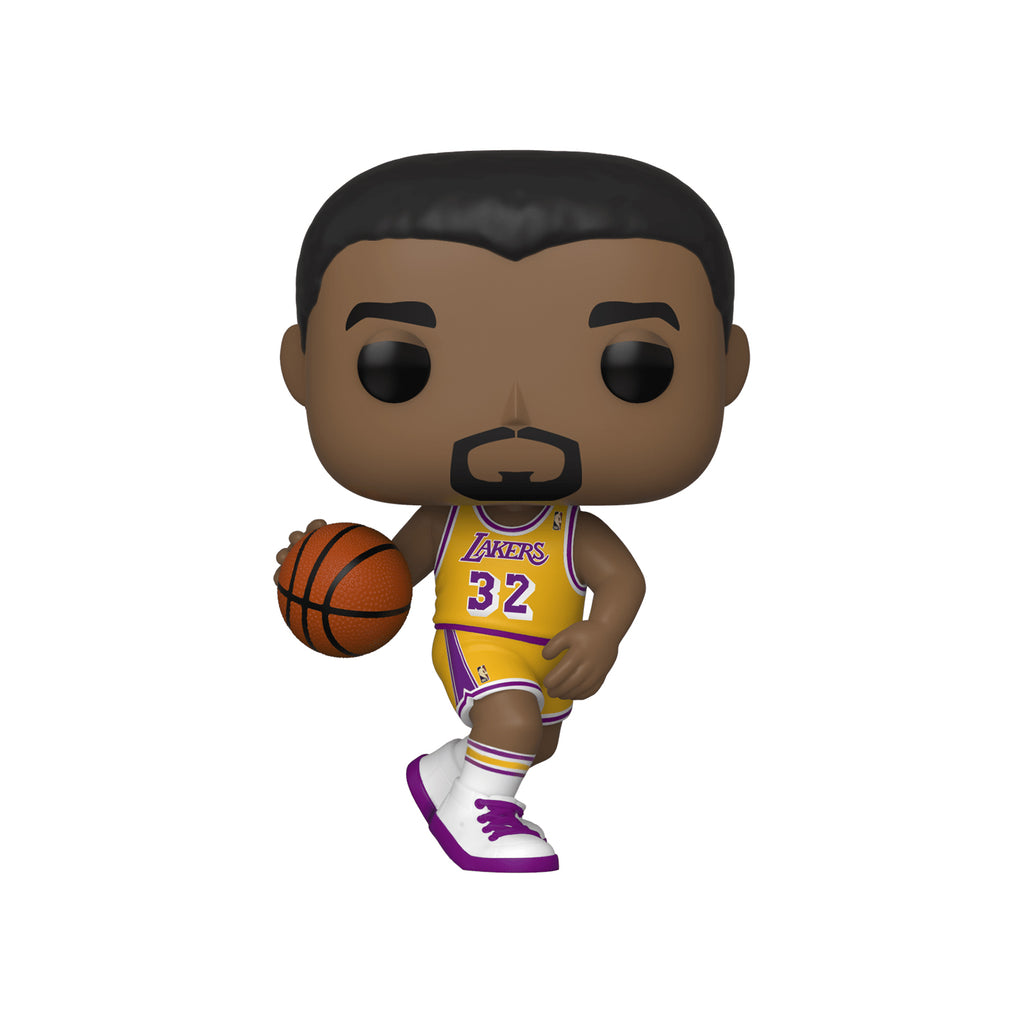 Magic Johnson LA Lakers (Home) Pop!