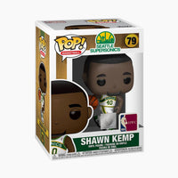 Shawn Kemp Seattle Sonics (Home) Pop!