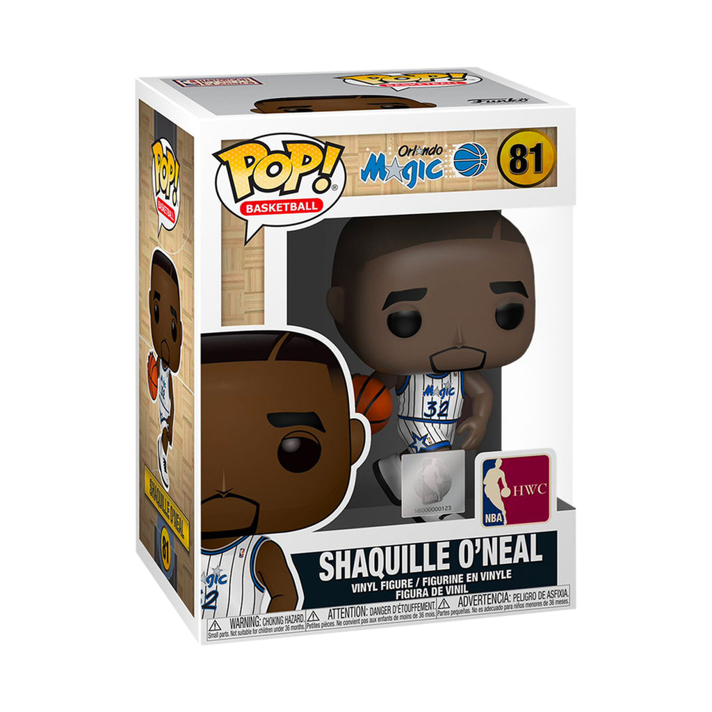 Shaquille O'Neal Orlando Magic (Home) Pop!