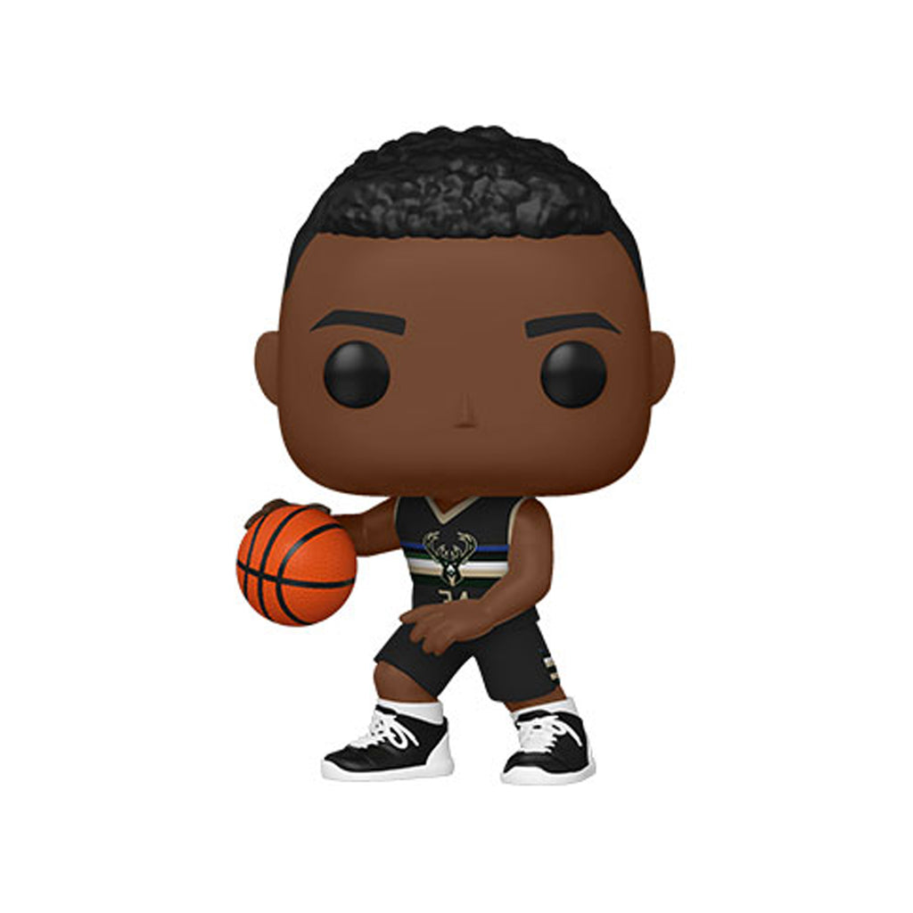 Giannis Antetokounmpo Milwaukee Bucks (Alternate) Pop!