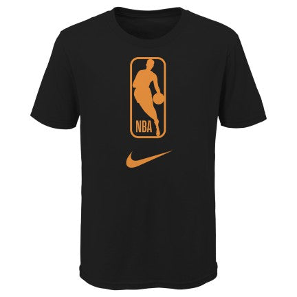 Grade School Big Boys Nike NBA Logo Team 31 T-Shirt