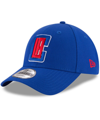 LA Clippers New Era Royal Official Team Color 9Forty Adjustable Hat