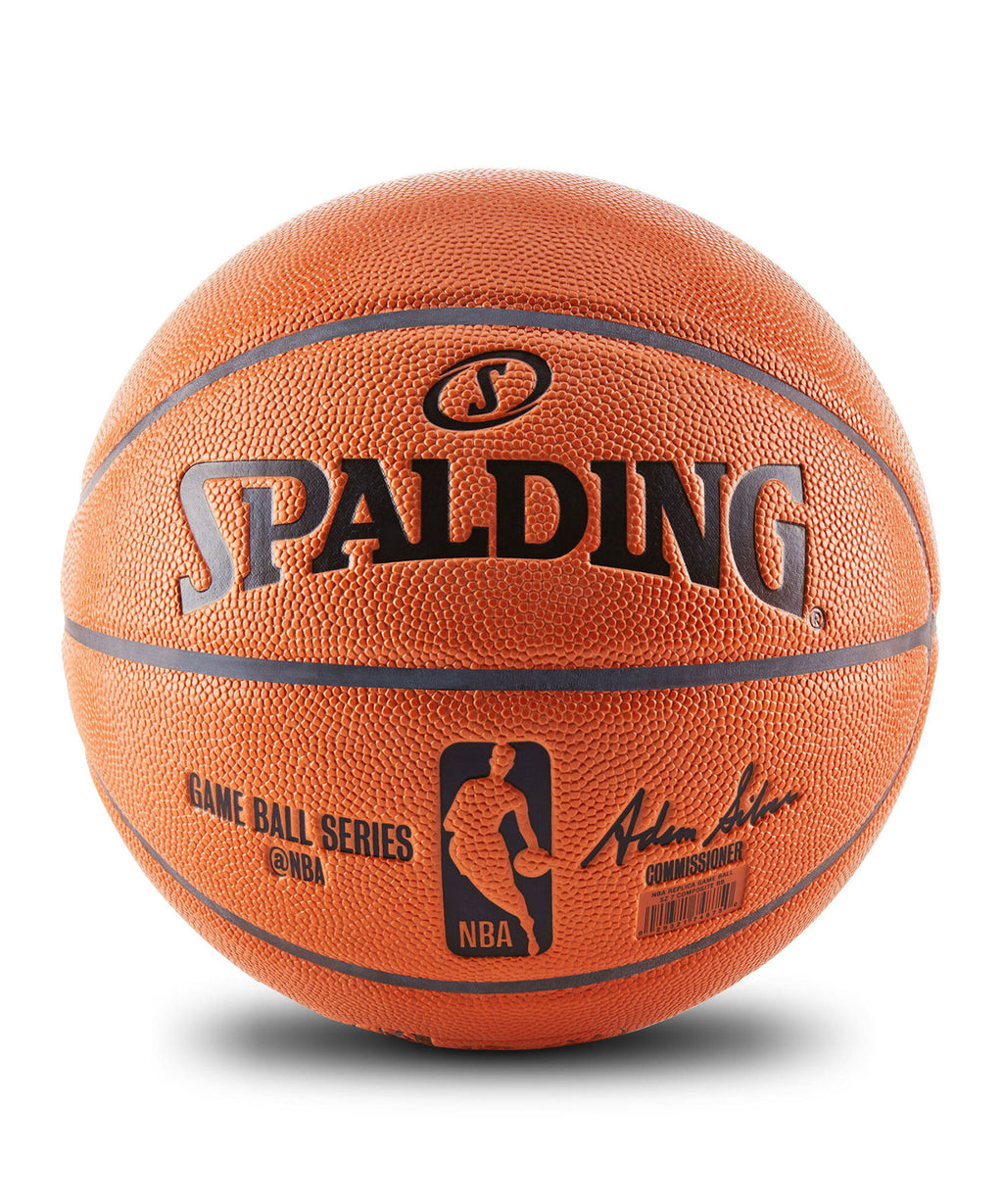 Composite Official NBA Game Ball (Indoor/Outdoor)