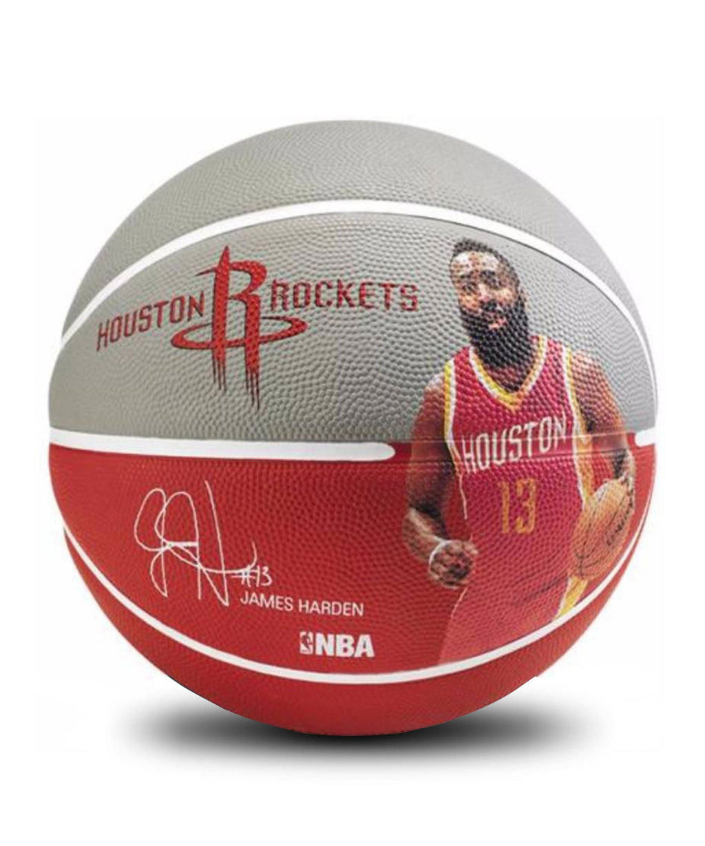 James Harden NBA Player Outdoor Ball