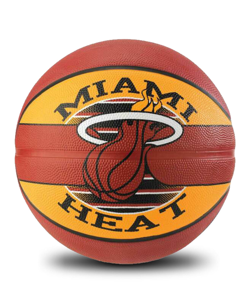 Miami Heat NBA Team Outdoor Ball