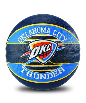 Oklahoma City Tunder NBA Team Outdoor Ball