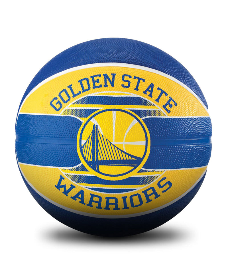 Golden State Warriors NBA Team Outdoor Ball
