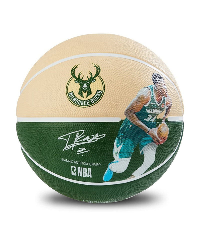 Giannis Antetokounmpo NBA Player Outdoor Ball