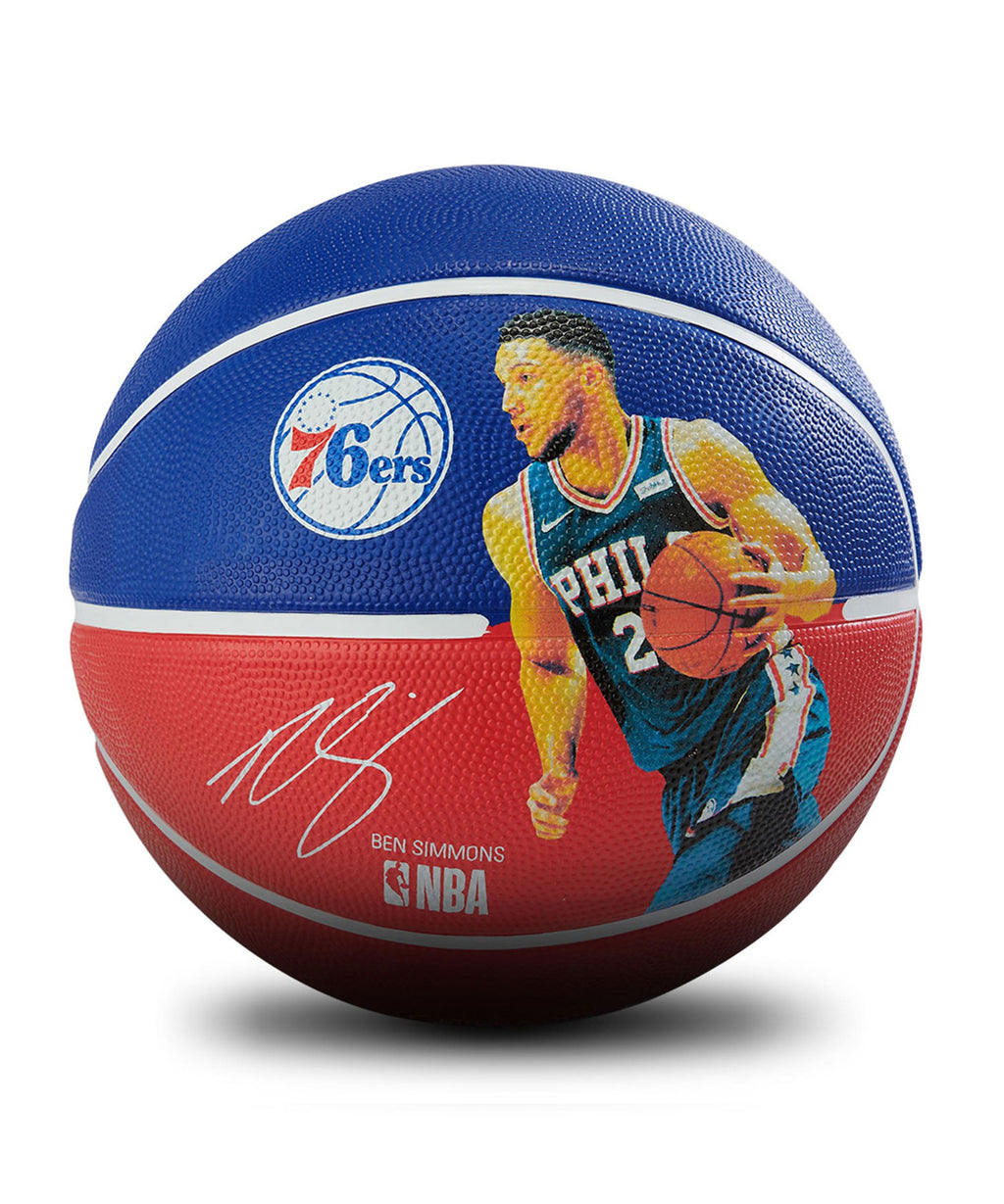 Ben Simmons NBA Player Outdoor Ball