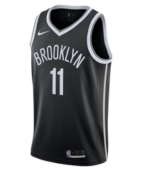Kyrie Irving Brooklyn Nets Nike Icon Edition Jersey