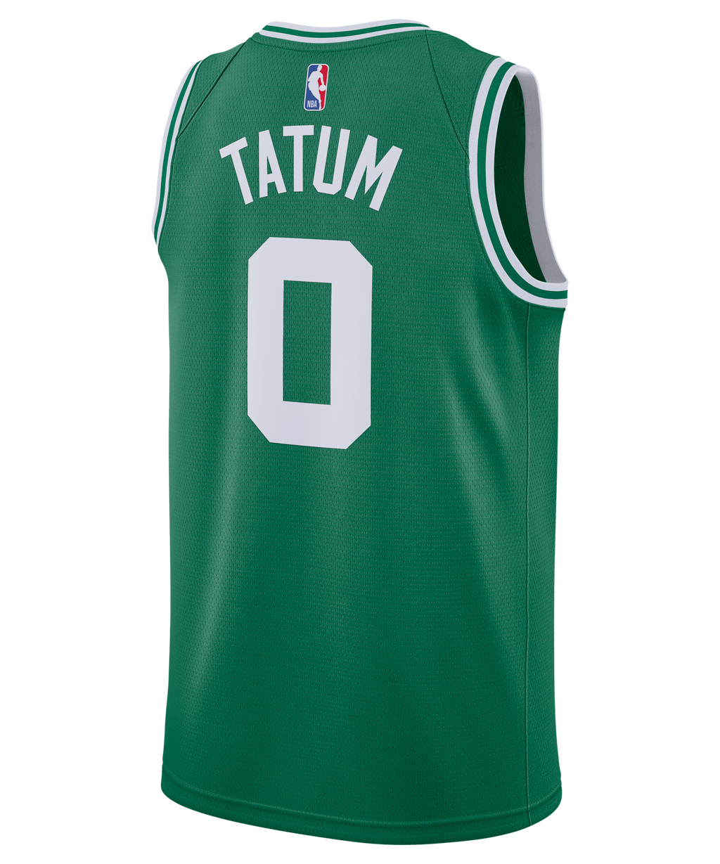 Jayson Tatum Boston Celtics Nike Icon Edition Jersey