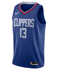 Paul George LA Clippers Nike Icon Edition Jersey