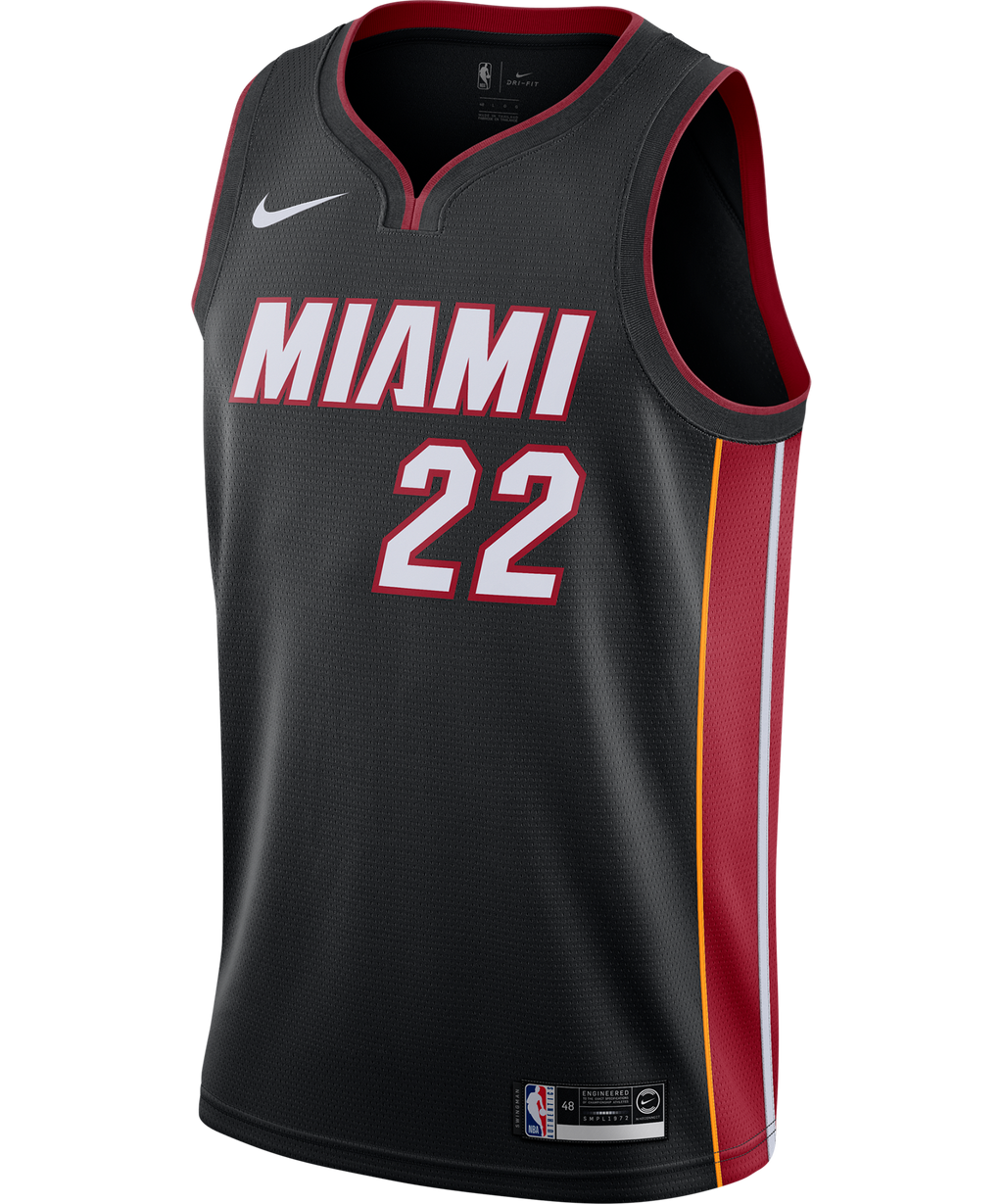 Jimmy Butler Miami Heat Nike Icon Edition Jersey