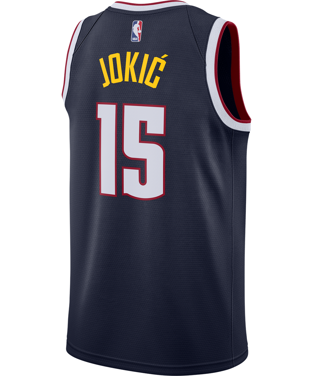 Nikola Jokic Denver Nuggets Nike Icon Edition Jersey
