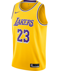 Lebron James LA Lakers Nike Icon Edition Jersey 19/20