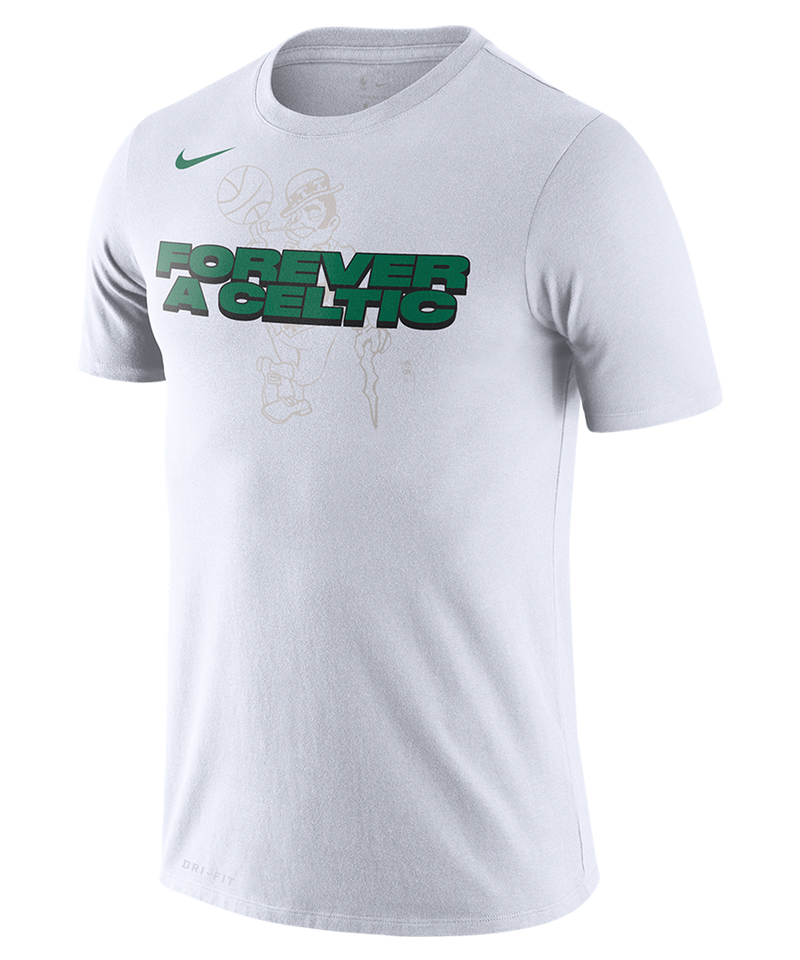Boston Celtics Nike 'Forever A Celtic' Mantra T-Shirt