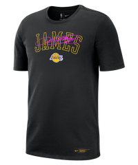 Lebron James LA Lakers Nike Dry Player T-Shirt