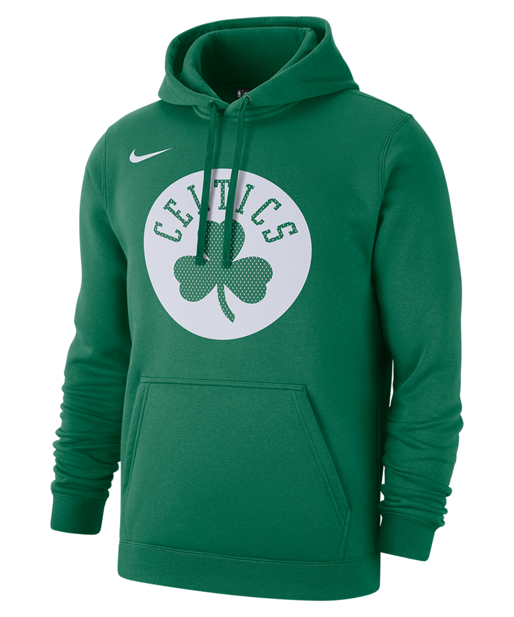 Boston Celtics Nike Pullover Fleece Hoodie