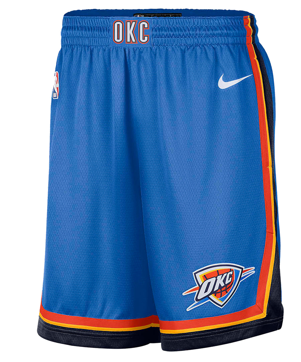 Oklahoma City Thunder Nike Icon Editon Shorts