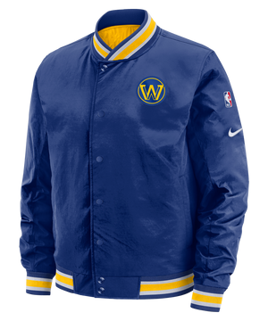 Golden State Warriors Nike Reversible Courtside Jacket