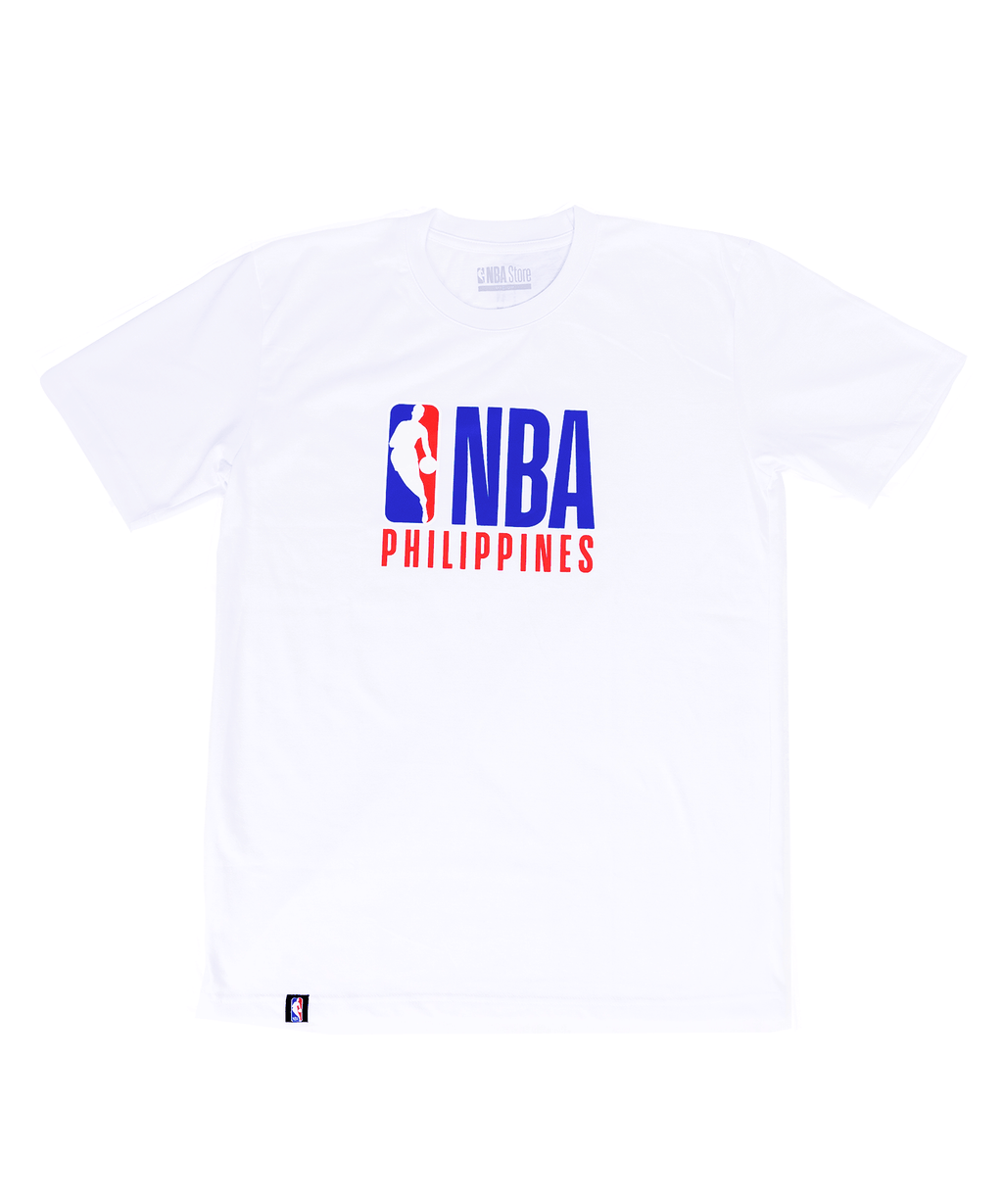 NBA Philippines Statement Tee - White