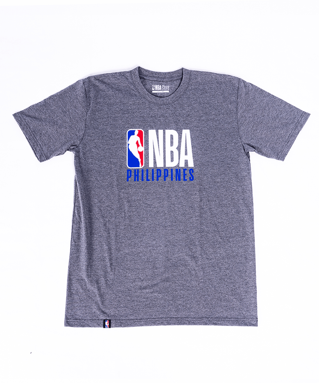 NBA Philippines Statement Tee - Grey