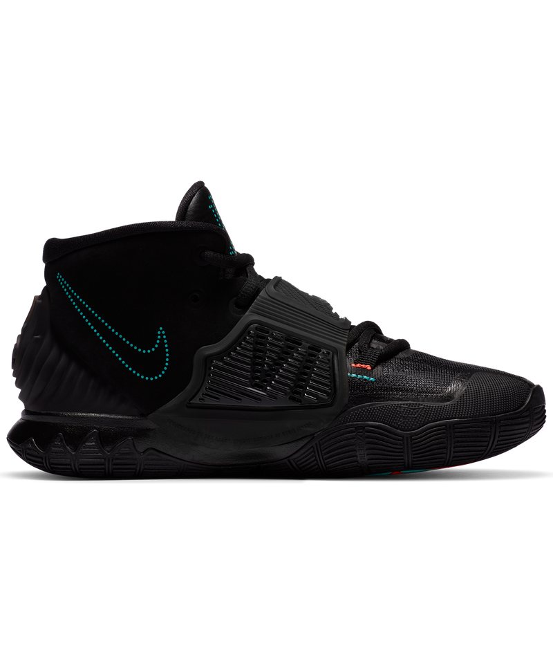 Kyrie 6 (GS) Black/Black