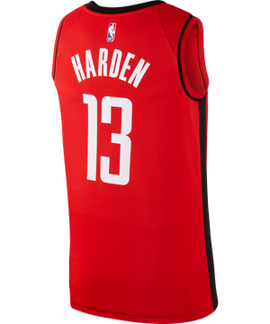 James Harden Houston Rockets Nike Icon Edition Jersey