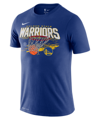 Golden State Warriors Nike Dry Hoops T-Shirt