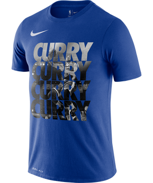 Stephen Curry Golden State Warriors Nike Dri-FIT Tee