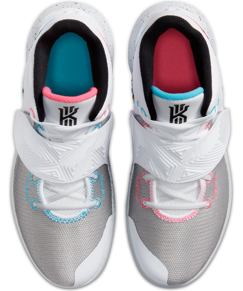 Kyrie Flytrap 3 EP White/Black-Blue