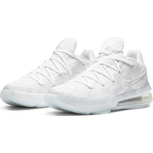 LeBron 17 Low White/Pure Platinum