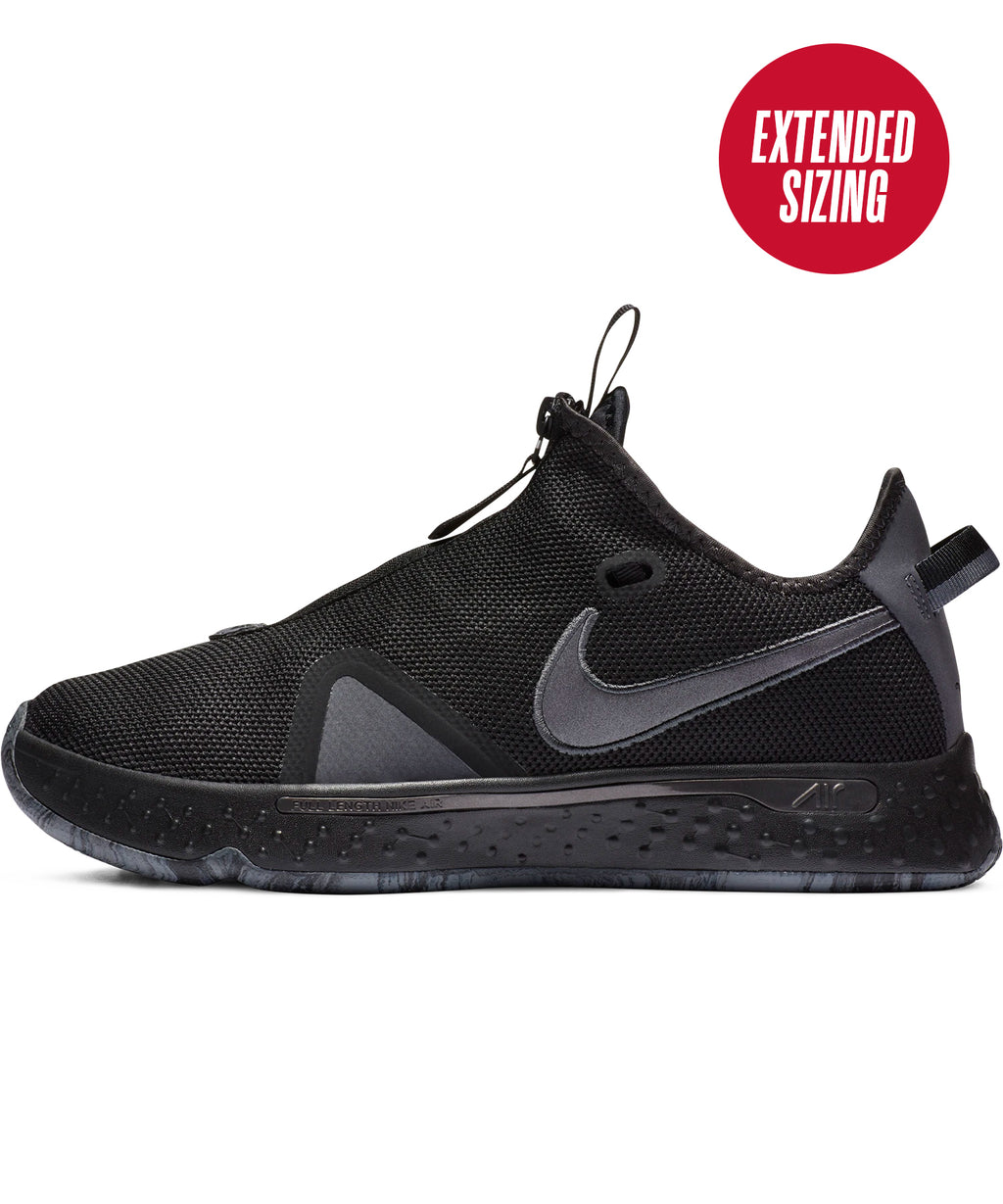 PG 4 EP Black/Metallic Dark Grey