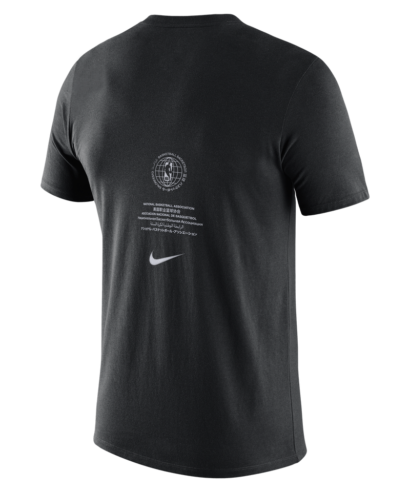 Houston Rockets Courtside Logo Nike NBA T-Shirt