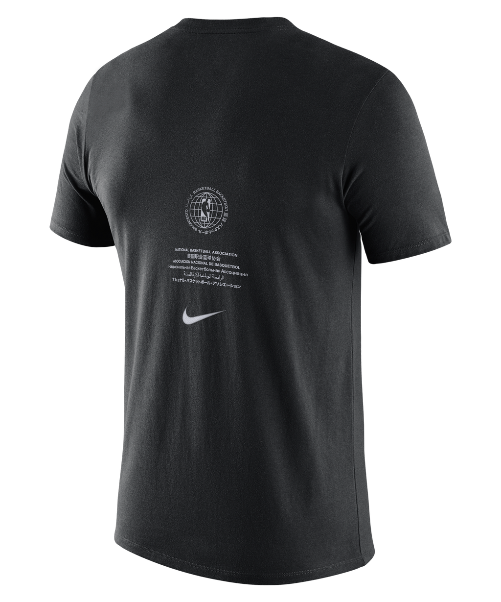 LA Lakers Courtside Logo Nike NBA T-Shirt